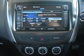2013 Mitsubishi ASX XB MY13 Aspire 2WD Grey 6 Speed Constant Variable Wagon