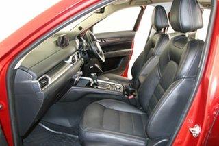 2017 Mazda CX-5 MY17.5 (KF Series 2) Akera (4x4) Soul Red 6 Speed Automatic Wagon