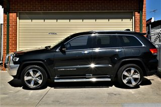 2014 Jeep Grand Cherokee LIMITED Black Wagon