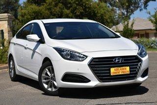 2017 Hyundai i40 VF4 Series II Active D-CT White 7 Speed Sports Automatic Dual Clutch Sedan.