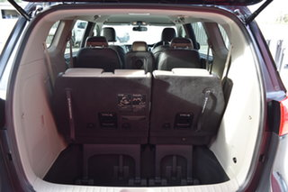 2015 Kia Carnival YP MY16 SLi Graphite 6 Speed Sports Automatic Wagon