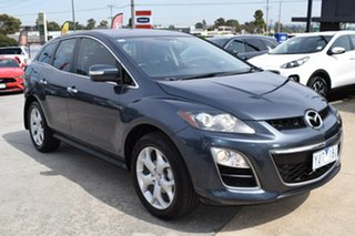 2011 Mazda CX-7 ER1032 Luxury Activematic Sports Grey 6 Speed Sports Automatic Wagon.