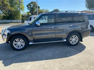 2018 Mitsubishi Pajero NX MY18 Exceed Grey 5 Speed Sports Automatic Wagon