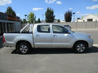 2005 Toyota Hilux GGN15R MY05 SR5 4x2 Gold 5 Speed Manual Utility.
