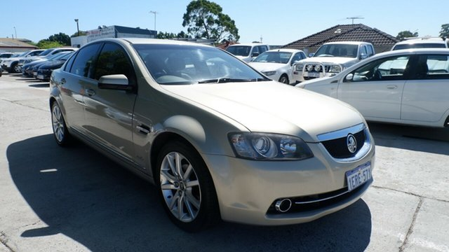 Used Holden Calais VE II MY12 St James, 2011 Holden Calais VE II MY12 Gold 6 Speed Sports Automatic Sedan