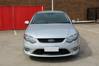 2010 Ford Falcon FG Upgrade XR6 50th Anniversary Silver 6 Speed Auto Seq Sportshift Sedan.