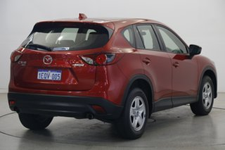 2014 Mazda CX-5 KE1031 MY14 Maxx SKYACTIV-Drive AWD Soul Red 6 Speed Sports Automatic Wagon