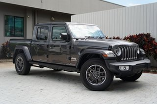 2020 Jeep Gladiator JT MY21 Overland Pick-up Granite Crystal Metallic Clearcoat 8 Speed Automatic.