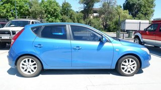 2009 Hyundai i30 FD MY09 SX Blue 4 Speed Automatic Hatchback