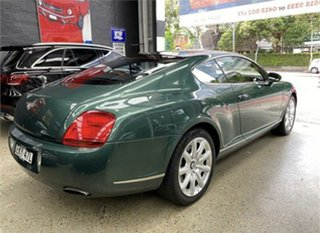 2004 Bentley Continental GT Green Metallic Sports Automatic Coupe