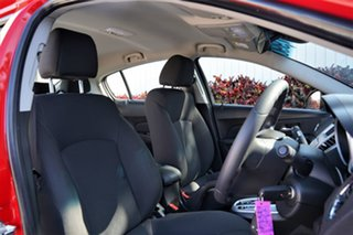 2014 Holden Cruze JH Series II MY14 Equipe Red Hot 6 Speed Sports Automatic Hatchback