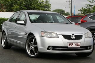 2011 Holden Calais VE II V Silver 6 Speed Sports Automatic Sedan