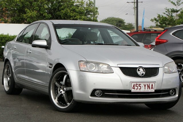 Used Holden Calais VE II V Mount Gravatt, 2011 Holden Calais VE II V Silver 6 Speed Sports Automatic Sedan
