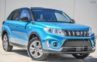 2021 Suzuki Vitara LY Series II 2WD Turquo & Black (2T) 6 Speed Sports Automatic Wagon