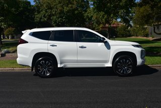 2020 Mitsubishi Pajero Sport QF MY20 Exceed White 8 Speed Sports Automatic Wagon