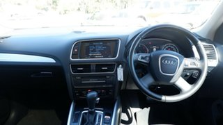 2010 Audi Q5 8R MY10 TDI S Tronic Quattro Grey 7 Speed Sports Automatic Dual Clutch Wagon