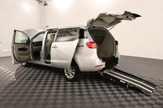2015 Kia Carnival YP MY16 SI Silver 6 speed Automatic Wagon