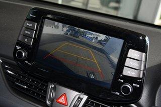 2020 Hyundai i30 PD.V4 MY21 Yp5 - Intense Blue 6 Speed Sports Automatic Hatchback