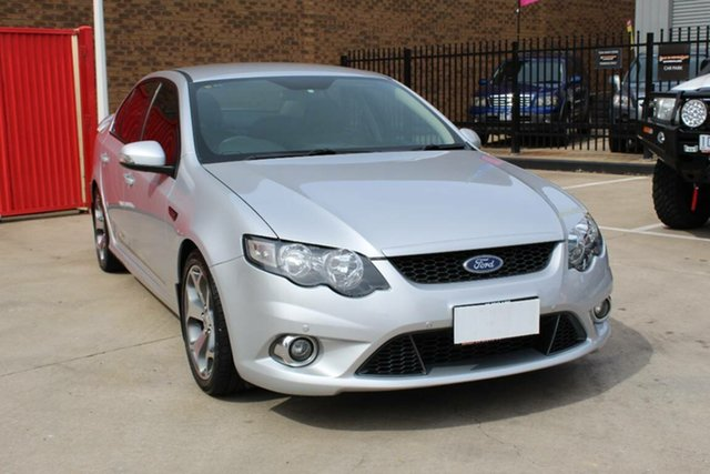 Used Ford Falcon FG Upgrade XR6 50th Anniversary Hoppers Crossing, 2010 Ford Falcon FG Upgrade XR6 50th Anniversary Silver 6 Speed Auto Seq Sportshift Sedan