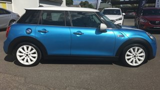 2016 Mini Hatch F55 Cooper S Blue 6 Speed Automatic Hatchback