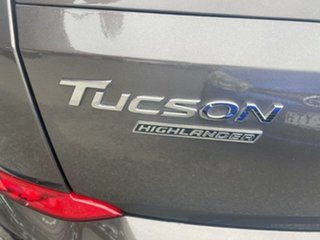 2017 Hyundai Tucson TLe MY17 Highlander AWD Brown 6 Speed Sports Automatic Wagon