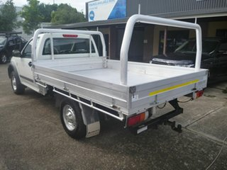 2006 Holden Rodeo RA MY06 LX 4x2 White 5 Speed Manual Cab Chassis
