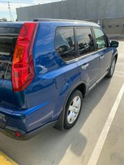 2010 Nissan X-Trail T31 MY10 ST-L Blue 1 Speed Constant Variable Wagon