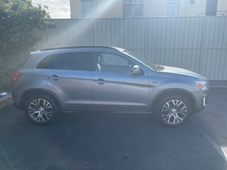 2016 Mitsubishi ASX XB MY15.5 LS 2WD Grey 6 Speed Constant Variable Wagon.