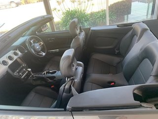 2017 Ford Mustang FM 2017MY SelectShift Grey 6 Speed Sports Automatic Convertible