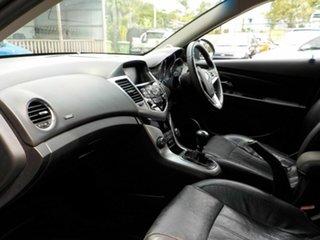 2011 Holden Cruze JH Series II MY12 SRi-V Grey 6 Speed Manual Hatchback