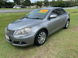 2012 Suzuki Kizashi FR MY11 Prestige 6 Speed Manual Sedan.