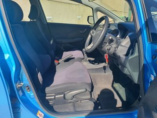 2008 Honda Jazz GD VTi Blue 5 Speed Manual Hatchback