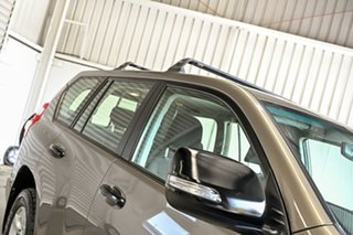 2016 Toyota Landcruiser Prado GDJ150R GX Liquid Bronze 6 Speed Sports Automatic Wagon.