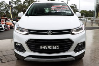 2017 Holden Trax TJ MY17 LTZ White 6 Speed Automatic Wagon