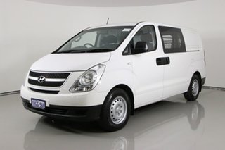 2014 Hyundai iLOAD TQ MY14 White 5 Speed Automatic Van.