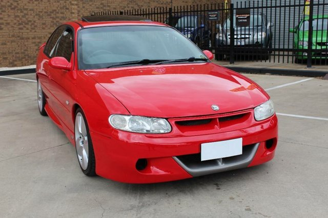 Used Holden Special Vehicles ClubSport VTII Hoppers Crossing, 2000 Holden Special Vehicles ClubSport VTII Red 4 Speed Automatic Sedan