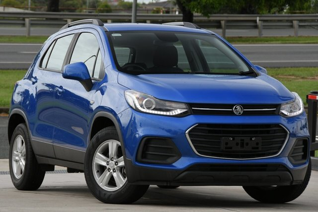 Used Holden Trax TJ MY17 LS North Lakes, 2017 Holden Trax TJ MY17 LS Blue 6 Speed Automatic Wagon