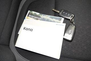2020 Hyundai Kona OS.3 MY20 Active 2WD White 6 Speed Sports Automatic Wagon