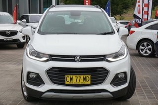 2020 Holden Trax TJ MY20 LT White 6 Speed Automatic Wagon.