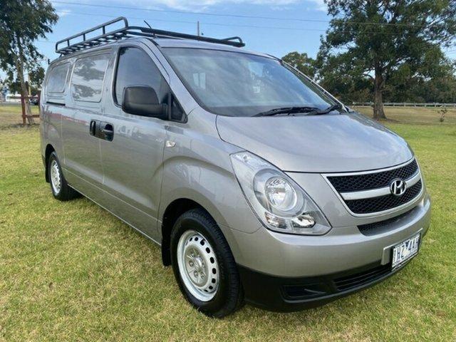 Used Hyundai iLOAD TQ2-V MY15 Melton, 2015 Hyundai iLOAD TQ2-V MY15 Hyper Metallic 6 Speed Manual Van