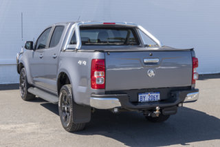 2016 Holden Colorado RG MY16 LTZ Crew Cab Grey 6 Speed Manual Utility.