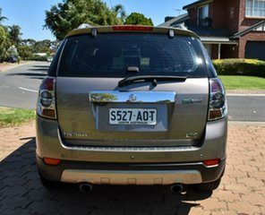 2013 Holden Captiva CG Series II MY12 7 AWD LX Grey 6 Speed Sports Automatic Wagon