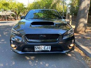 2015 Subaru WRX V1 MY16 Premium AWD Graphite 6 Speed Manual Sedan