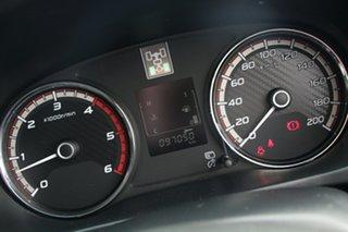 2017 Mitsubishi Triton MQ MY17 GLS Double Cab Blue 6 Speed Manual Utility