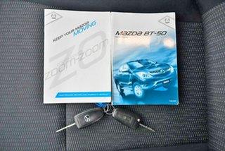 2013 Mazda BT-50 UP0YF1 XTR Blue 6 Speed Sports Automatic Utility.