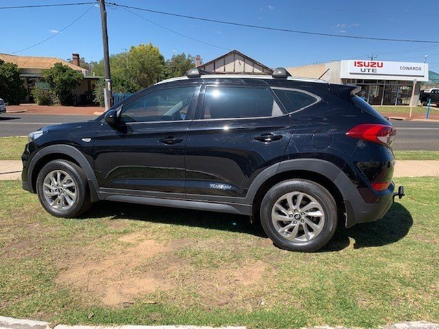 Used Hyundai Tucson TL Upgrade Activ (FWD) Katanning, 2017 Hyundai Tucson TL Upgrade Activ (FWD) Black 6 Speed Manual Wagon