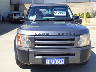 2005 Land Rover Discovery 3 S Gun Metal 6 Speed Automatic Wagon.