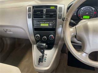 2005 Hyundai Tucson Blue 4 Speed Auto Selectronic Wagon