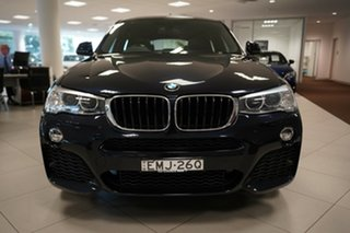2016 BMW X4 F26 MY16 xDrive 20D Carbon Black Metallic 8 Speed Automatic Coupe