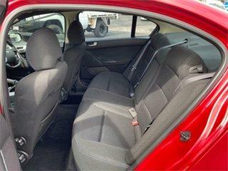2011 Ford Falcon FG XR6 Maroon 6 Speed Sports Automatic Sedan